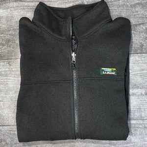 Men's L.L. Bean full zip sweatshirt